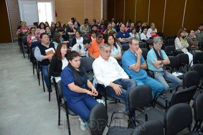 Capacitación para los centros de salud y la Atención Primaria