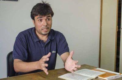 El concejal Urquiza quiere que parte del dinero secuestrado a Antonini Wilson se destine a Azul