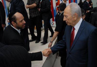 AMIA expresa su dolor por el fallecimiento del ex presidente israel� y premio Nobel de la Paz Shimon Peres