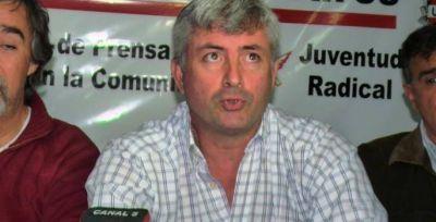 Fernando Arrospide es el nuevo presidente del Comité Radical