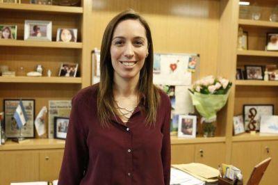 Vidal asume como Presidenta del PRO bonaerense