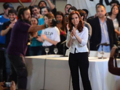 Todas por Buenos Aires: Malena, Carri� y CFK suenan como candidatas