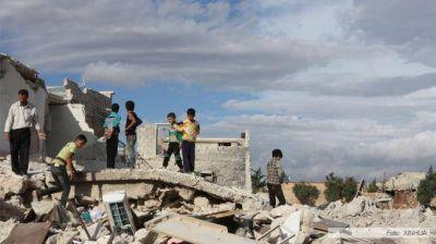 El Ejército sirio avanza con una ofensiva terrestre en Alepo