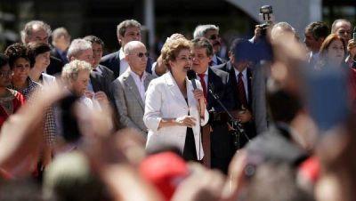 Dilma Rousseff: Brasil se encamina a un
