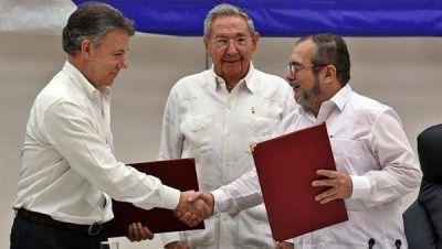 Derecha colombiana asegura que denunciará el Acuerdo de Paz