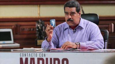 Maduro espera normalizar lazos con EEUU en base a respeto mutuo