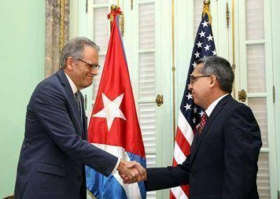 Obama nombra representante diplom�tico en Cuba