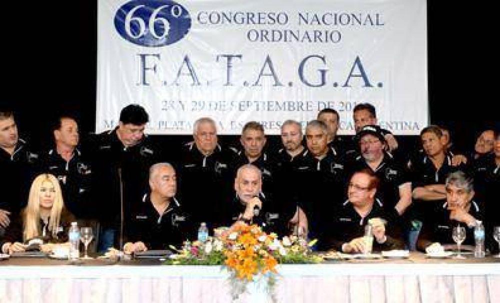 Raúl Álvarez fue relecto como Secretario General de la FATAGA