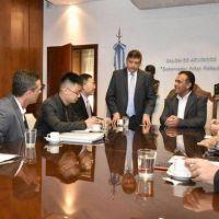 Chaco estrecha lazos econ�micos con China