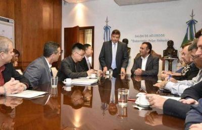 Chaco estrecha lazos económicos con China
