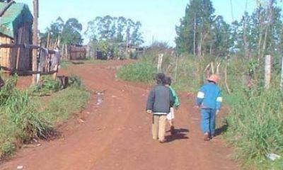 Misiones, entre las provincias con mayor pobreza según las estadísticas del Indec
