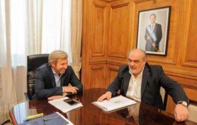 Rogelio Frigerio estará en Goya la semana que viene para la entrega de viviendas