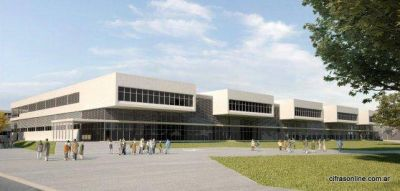 El gobernador quiere inaugurar en octubre de 2018 el nuevo Iturraspe
