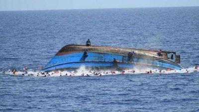 """""""¿Las masacres en el mar? Olvidadas porque apelan a Europa"""""""