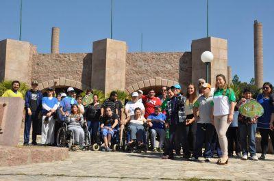 Juana Koslay promociona el turismo inclusivo y sustentable