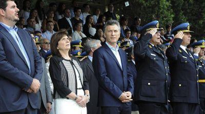 El Gobierno lanzó una auditoría para combatir la corrupción en las fuerzas de seguridad