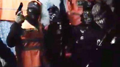 Caen 2 policías por día por complicidad con criminales
