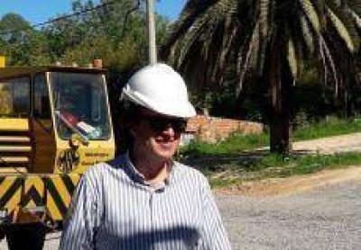Walter Ceriani: �Se hab�an pactado 15 viviendas para la gente que viv�a aqu�, las hicimos desde la empresa�