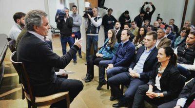 Reunión clave de autoridades políticas, judiciales y policiales por la seguridad