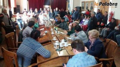 Tras intervenir la sesión del HCD con cooperativistas, FESIMUBO mantuvo una reunión con Zara y se reanuda la instancia de diálogo