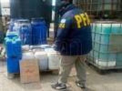 Diputados aprobó el proyecto que penaliza el desvío de precursores químicos