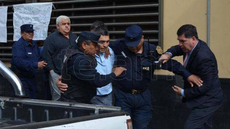 Prisión preventiva para los cuatro imputados por la toma de rehenes de la UTA