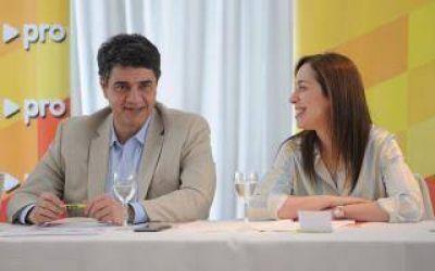 Vidal y Jorge Macri ya son las nuevas autoridades del PRO bonaerense