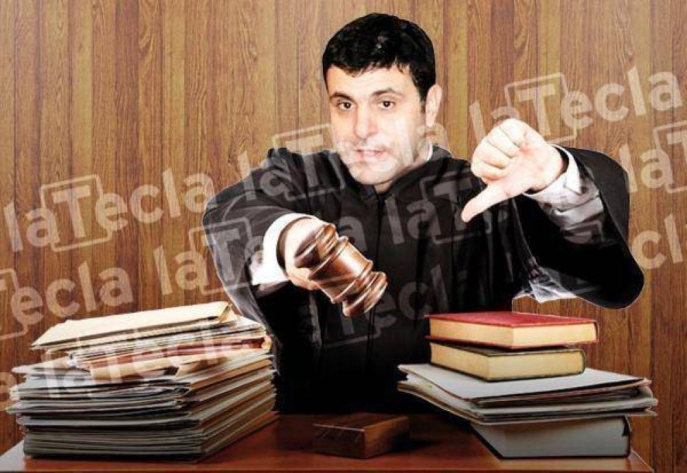 Las causas del juez Luis Armella