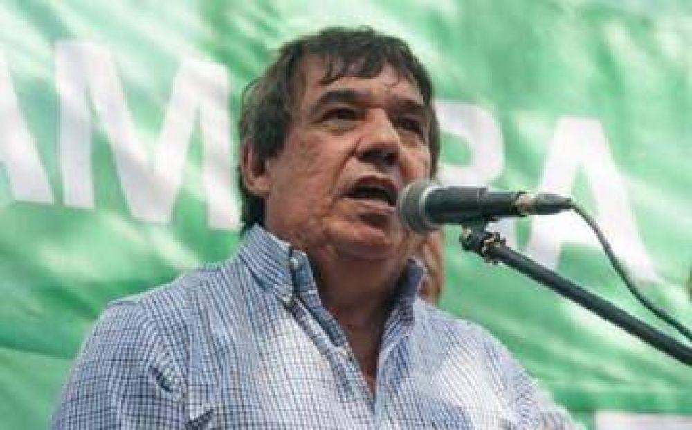 """Cholo García: """"El nacional y popular intendente Ferraresi es un delincuente"""""""