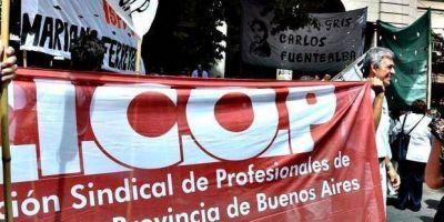 Para la CICOP el interés de Vidal por la Salud