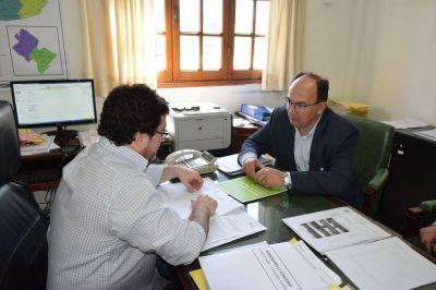 Salom�n anunci� obras para Saladillo Norte por m�s de 5 millones de pesos