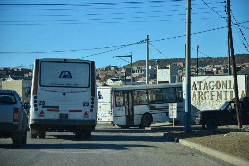 Transporte público: Alerta por un posible paro este fin de semana