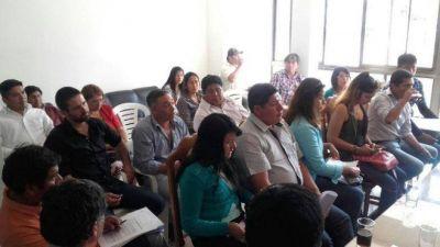 GIRSU: EL FORO DE INTENDENTES APOYAN LA LEY DE GESTI�N INTEGRAL DE RESIDUOS S�LIDOS URBANOS