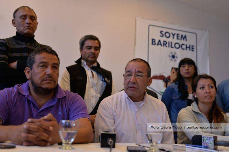 Soyem ratific� sus reclamos al gobierno municipal