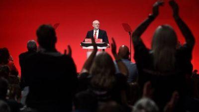 El líder del laborismo británico llama a la unidad partidaria