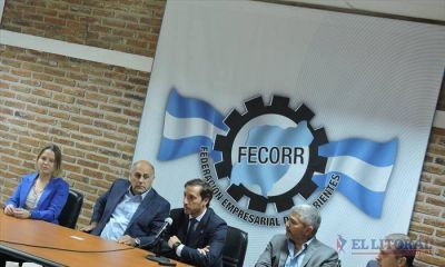 Fecorr recibió a funcionario nacional del Plan Belgrano