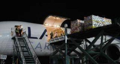 Comenz� la exportaci�n del ar�ndano tucumano al mundo