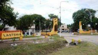 Polémica por un proyecto que busca la municipalización de Lastenia