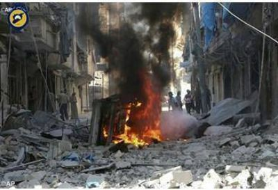 Papa: Poner fin a la l�gica de las armas en Siria e Irak
