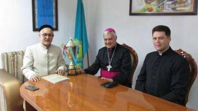 Kazajistán: tierra de concordia entre católicos y musulmanes