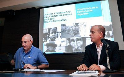 La realidad de la pobreza que advirtió la UCA y ahora oficializó el Indec