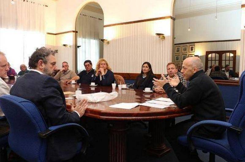 Convenio con UOCRA para generar trabajo de calidad en Pilar