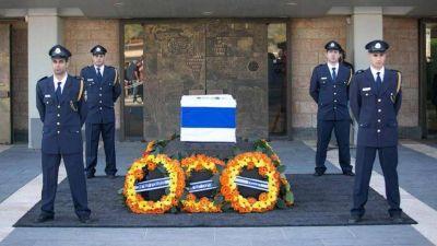 Shimon Peres: Israel informó el cronograma de su ceremonia de despedida