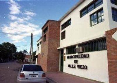 Aumenta la tensi�n con municipales de Valle Viejo
