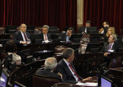 Fuerte cruce entre Rodr�guez Sa� y Marcos Pe�a en el Senado de la Naci�n