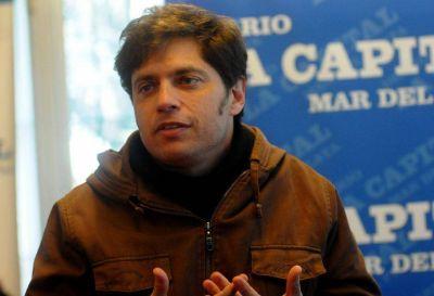 Kicillof augura ca�da en el turismo de Mar del Plata por pol�ticas de Macri