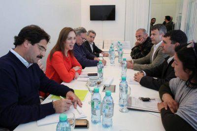 Sectores de la pesca calificaron de positiva la reunión con Vidal