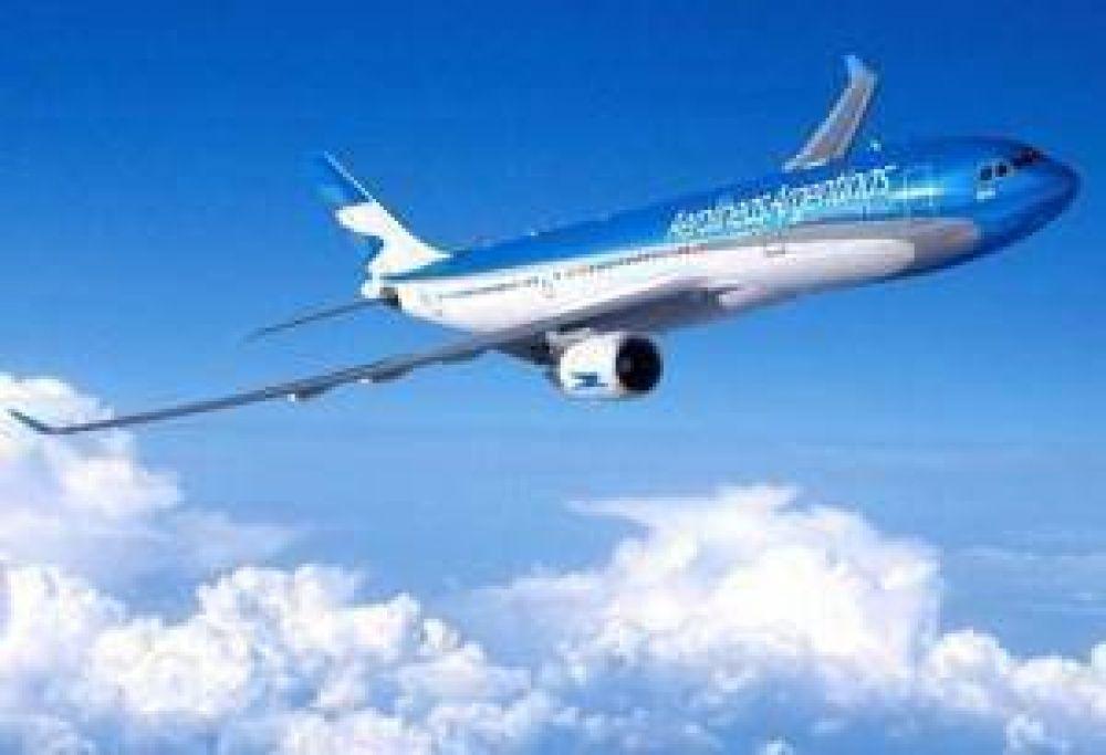 Aeronavegantes cierran paritaria con Aerolíneas con suba del 42%