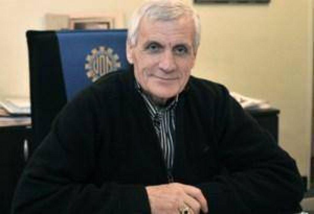 Caló fue reelecto como titular de la conducción nacional de la UOM