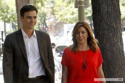 Susana Díaz se erige como la líder que unirá al socialismo